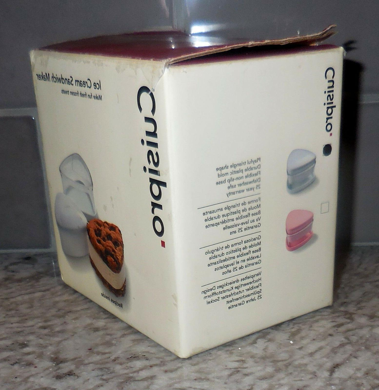 Cuisipro Ice Sandwich Maker