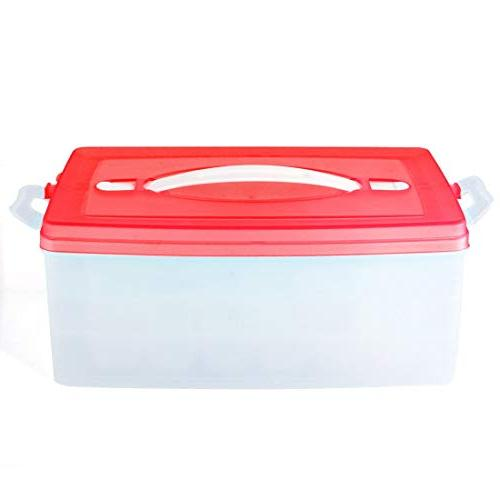 Ice 2 Color Cube Making Multi Function Storage Box Reusable Freezer With Lids