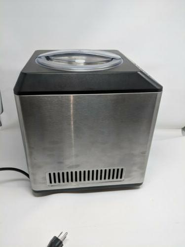 Whynter Quart Upright Ice Maker with Steel Bowl