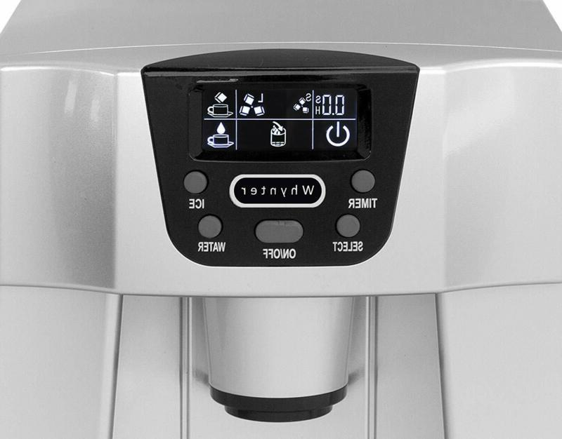 Whynter IDC-221SC Countertop Direct Connection Water Dispenser, Si
