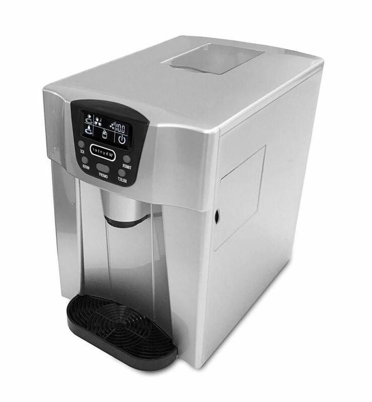 Whynter IDC-221SC Countertop Direct Connection Maker and Water Dispenser, Si
