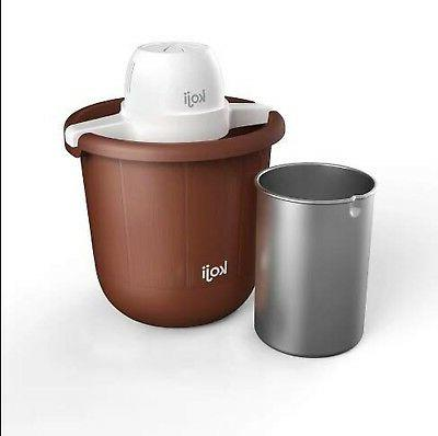 Koji 4qt Cream Maker