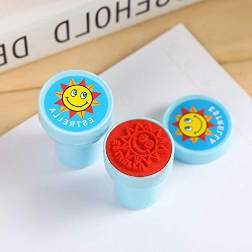 Party 60 Pcs Stamps Party Favors Gift Girl Goody Bag Pinata - Makers Pack Xmas Clearance Eco
