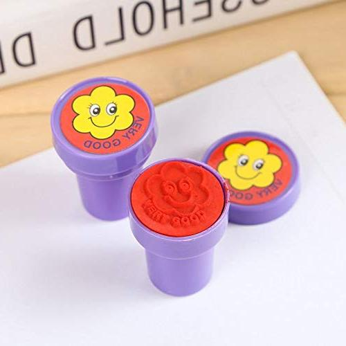 Party Favors Pcs Set Stamps Kids Party Gift Bag - Makers Xmas Dark Bubbles Clearance