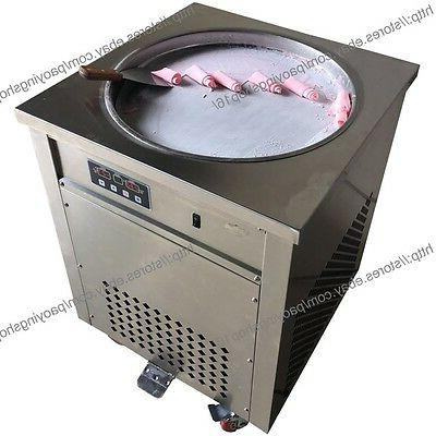 s s 50cm round fry pan electric