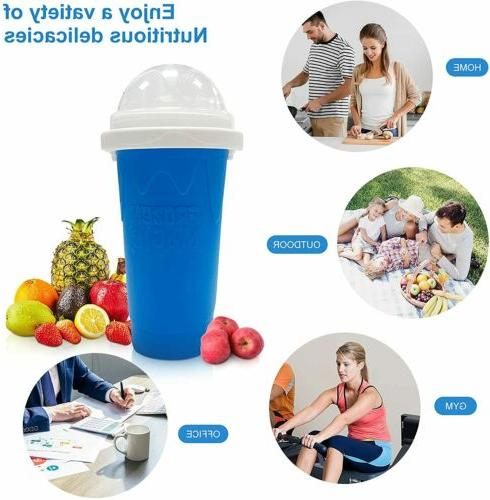 Slushy Maker Cup Ice Maker For Smoothies