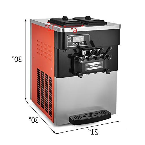 Happybuy Machine 5.3-7.4Gallons/H 3 Perfect Snack Bar