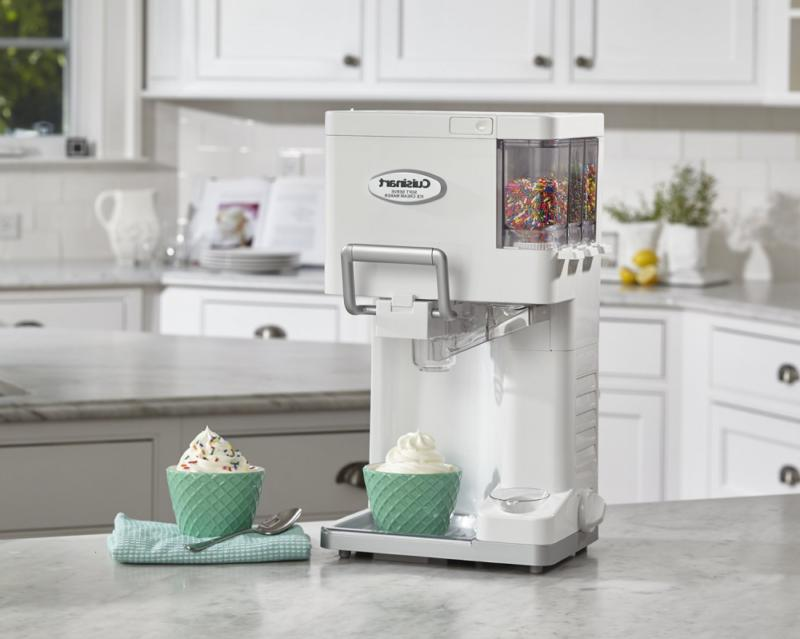 Soft Ice Maker Home Counter