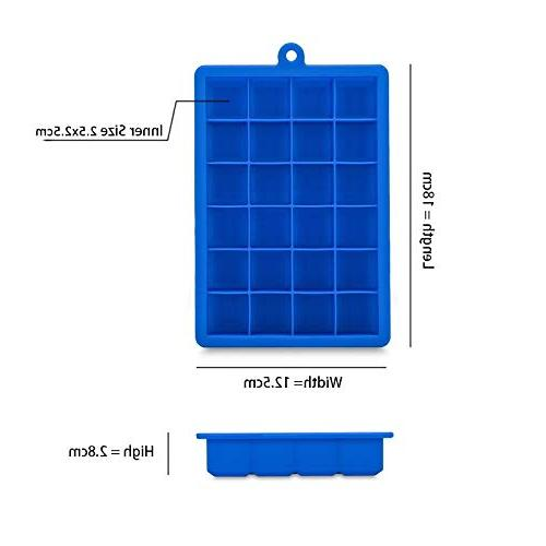 Culturemart Ice Cube Tray Grid Ice Maker Ice Mold Bar Whiskey Ball Mould Kitchen Accessories