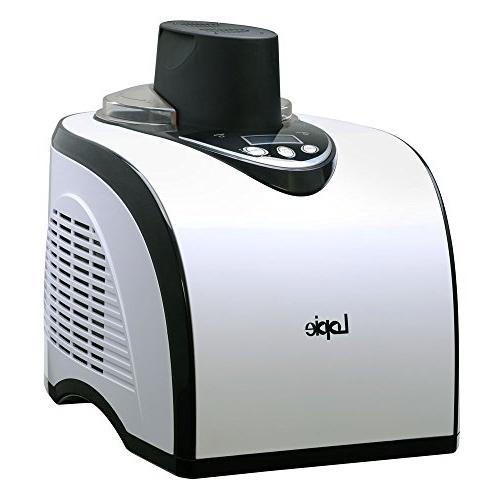 upright ice cream maker