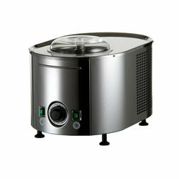 Lello 4080 Musso Lussino 1.5-Quart Ice Cream Maker, Stainles
