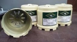 Lot of 4-  Motor Covers for White Mountain 6 QT Ice Cream Fr