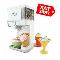 Machine Icecream Fully Automatic Mini Fruit Ice Cream Maker