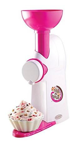 New Nostalgia Mtc100 Mix-n-twist Ice Cream And Toppings Mixe