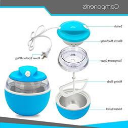 New! NutriChef PKICCM20 Electric Ice Cream Maker