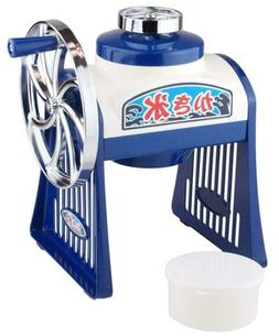 Shaved ice maker machine Hand-operated D-1400 PEARL METAL w/