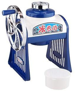shaved ice maker machine hand operated d