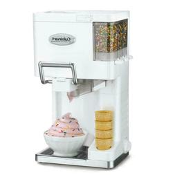 Soft Serve Ice Cream Maker Yogurt Sorbet Machine Home Kitche