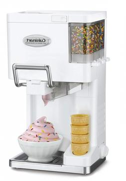1-1/2 Qt Ice Cream Yogurt Frozen Dessert Dispenser Soft Serv