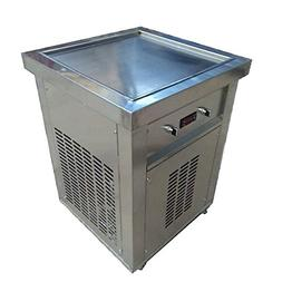 """Generic Stainless Steel 110v 220v Electric 19.7"""" Thai Fry Pa"""