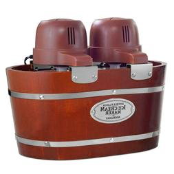 Nostalgia Vintage Collection 4-Quart Double Flavor Electric
