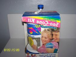 vintage sno cone machine 1990 ice shaver