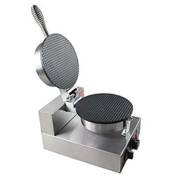 Waffle Maker, Commercial Electric Ice Cream Cone Egg Roll Ma